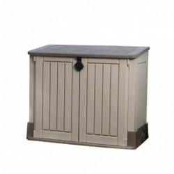 outiror Coffre jardin resine Multifonctions 845L 176009190023 2