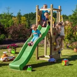 outiror Aire de jeu escalade jardin bois Zebulon 176009190032 2
