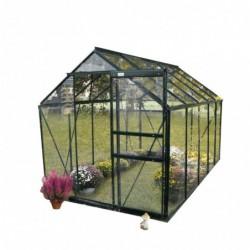 outiror Serre jardin verre trempe Sekurit 5 8 m 176009190065 2