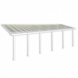 outiror Toit terrasse alu polycarbonate Feria 310 blanc 176009190073 2