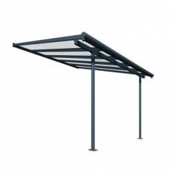 outiror Toit terrasse alu polycarbonate Elite 33 gris 176009190084 2