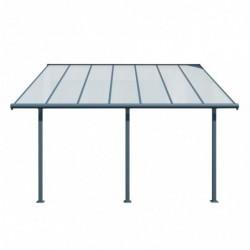 outiror Toit terrasse alu polycarbonate Elite 3x4 m 176009190085 2