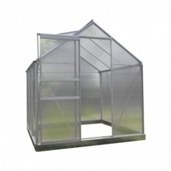 outiror Serre jardin polycarbonate Diamant 2.3 m 176009190091 2