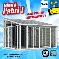 outiror Jardin hiver ferme plu CouvTerrasse 16 2m2 176009190096
