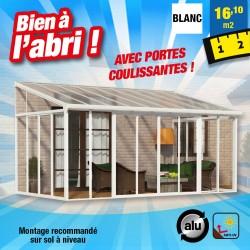 outiror Jardin hiver ferme alu CouvTerrasse 16 1m2 176009190095