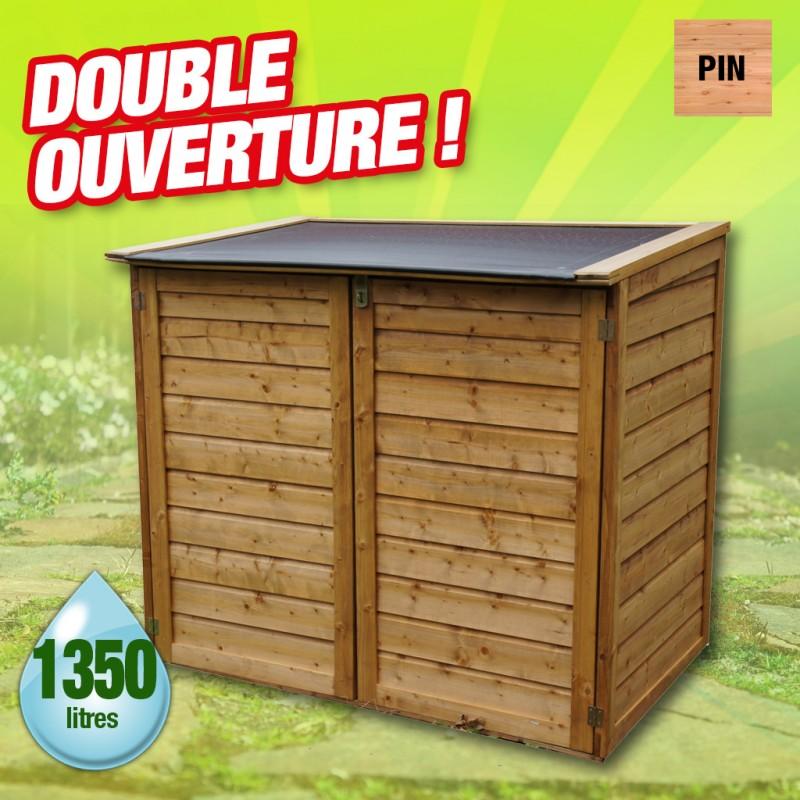 outiror Coffre jardin bois Trocadero 176009190033