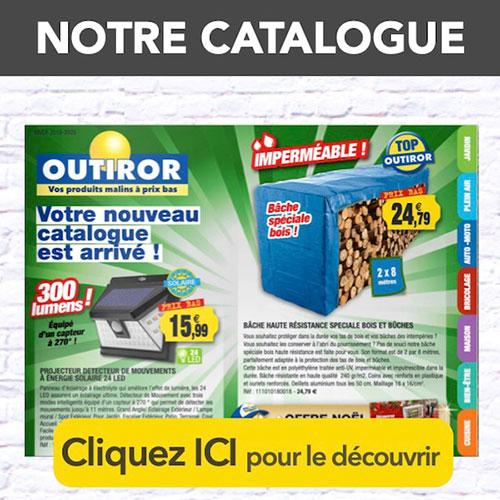 Catalogue Outiror HIVER 2019 - 2020