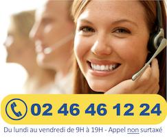 Numéro de téléphone du service client OUTIROR